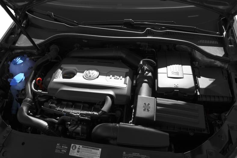 2011 Volkswagen GTI Exterior Photo