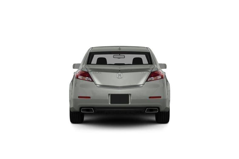 2012 Acura TL Exterior Photo