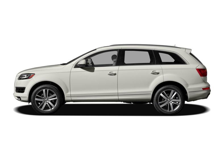 2012 Audi Q7 Exterior Photo