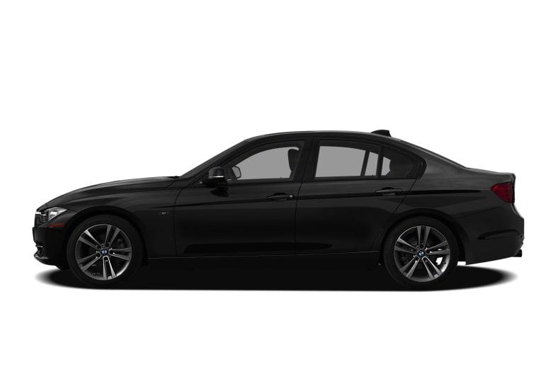 2013 BMW 320 Exterior Photo