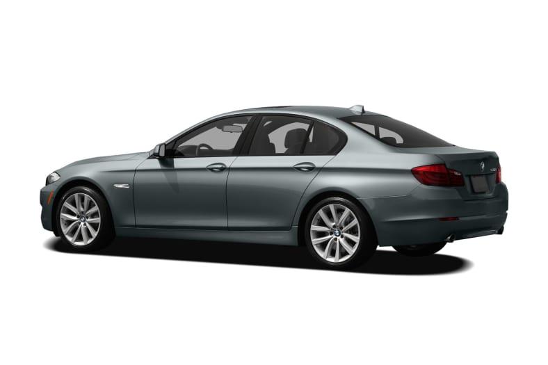 2012 BMW 550 Exterior Photo