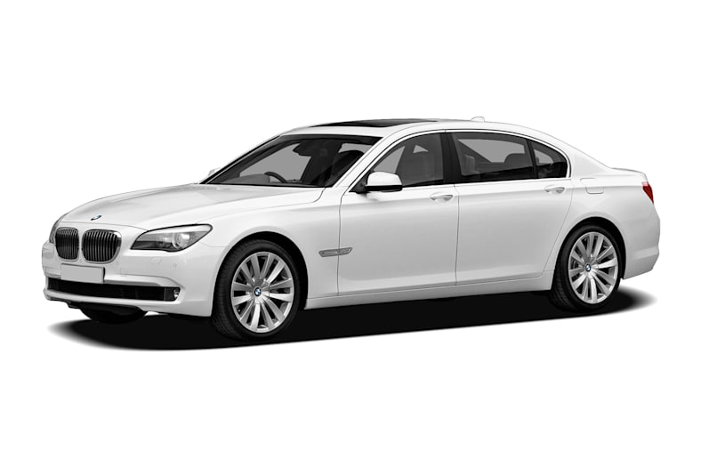 2012 BMW 760 Specs and Prices