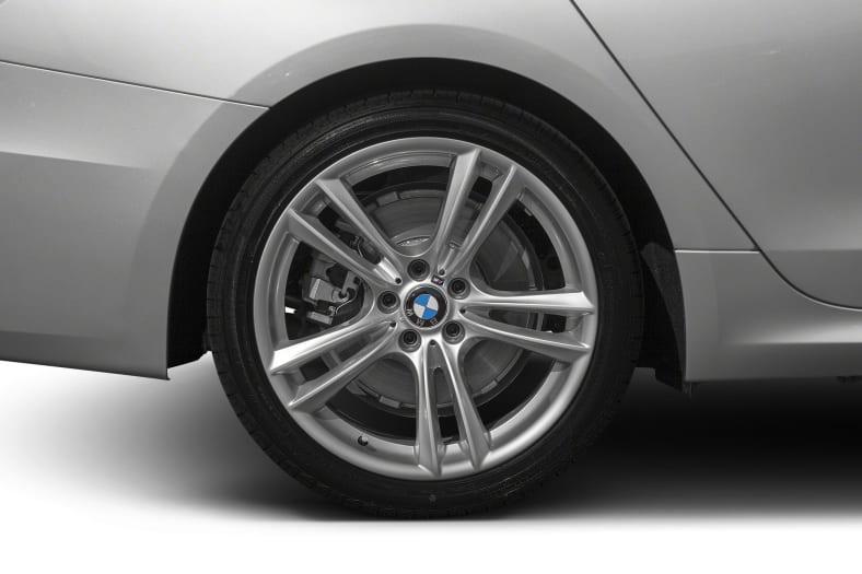 2012 BMW 550 Gran Turismo Exterior Photo