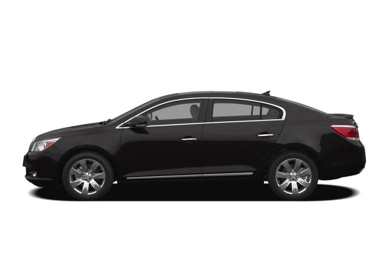 2012 Buick LaCrosse Exterior Photo