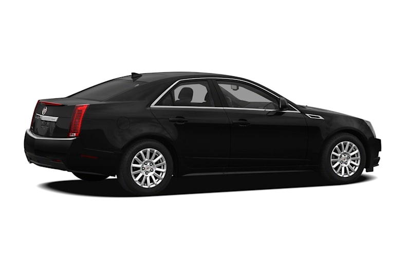 2012 Cadillac CTS Specs and Prices