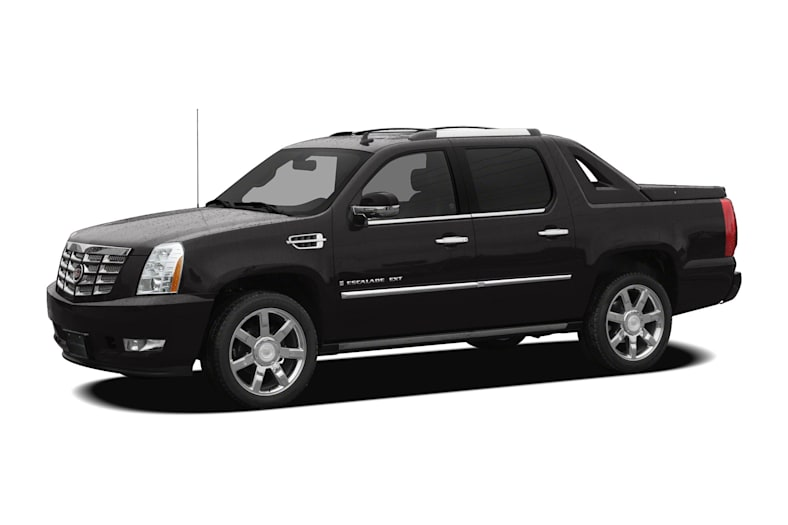 2012 cadillac escalade ext information. Black Bedroom Furniture Sets. Home Design Ideas
