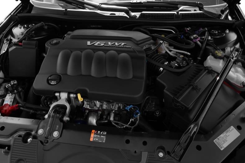 2012 Chevrolet Impala LT 4dr Sedan Specs and Prices