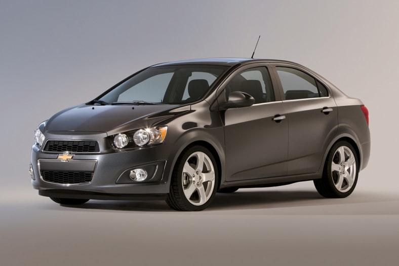 2013 Chevrolet Sonic Safety Recalls