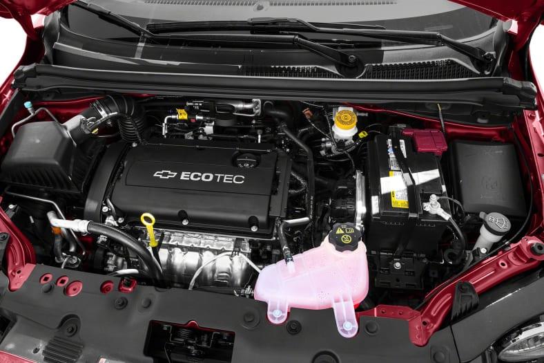 2015 Chevrolet Sonic New Car Test Drive