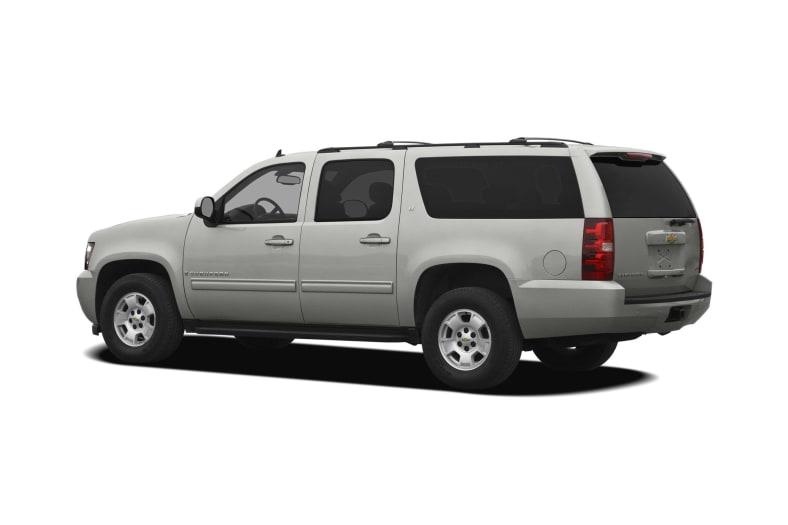 2012 Chevrolet Suburban 2500 Exterior Photo