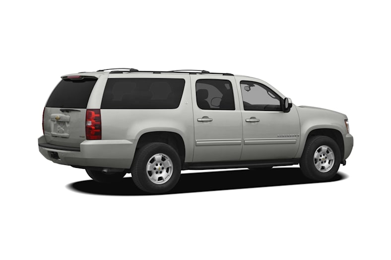 2012 Chevrolet Suburban 1500 Safety Recalls
