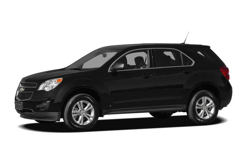 2012 Chevrolet Equinox Information