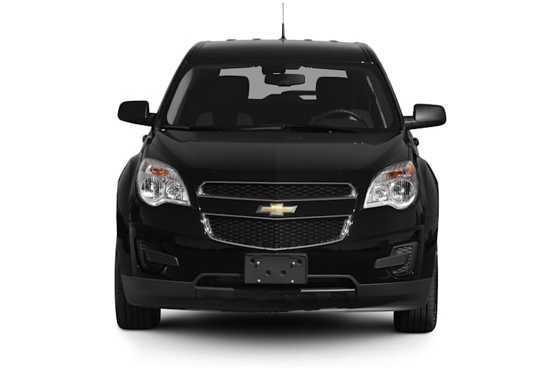 2012 Chevrolet Equinox Exterior Photo