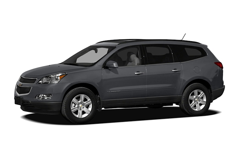 2012 Chevrolet Traverse Ls Front Wheel Drive Information