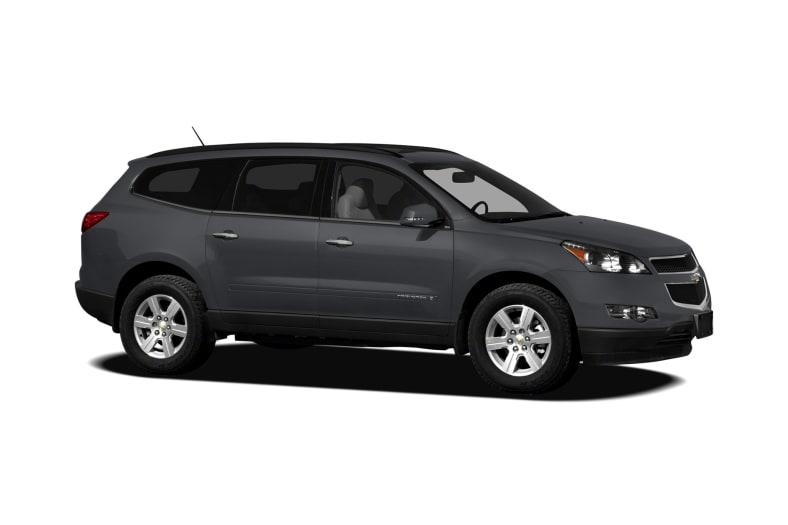 2012 Chevrolet Traverse Exterior Photo