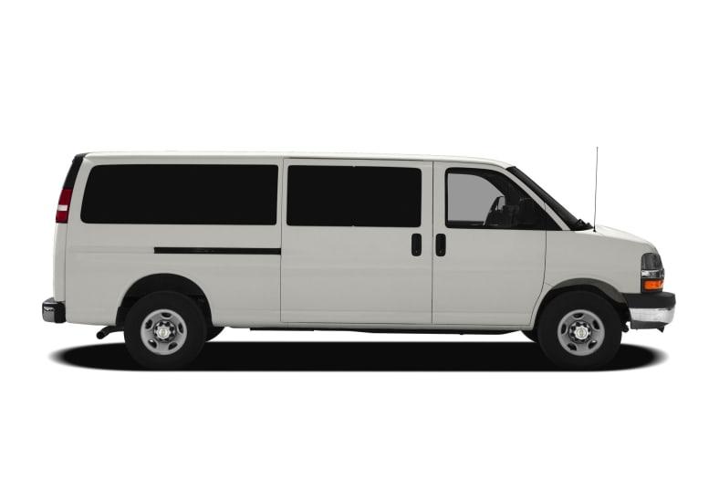 2012 Chevrolet Express 3500 Exterior Photo