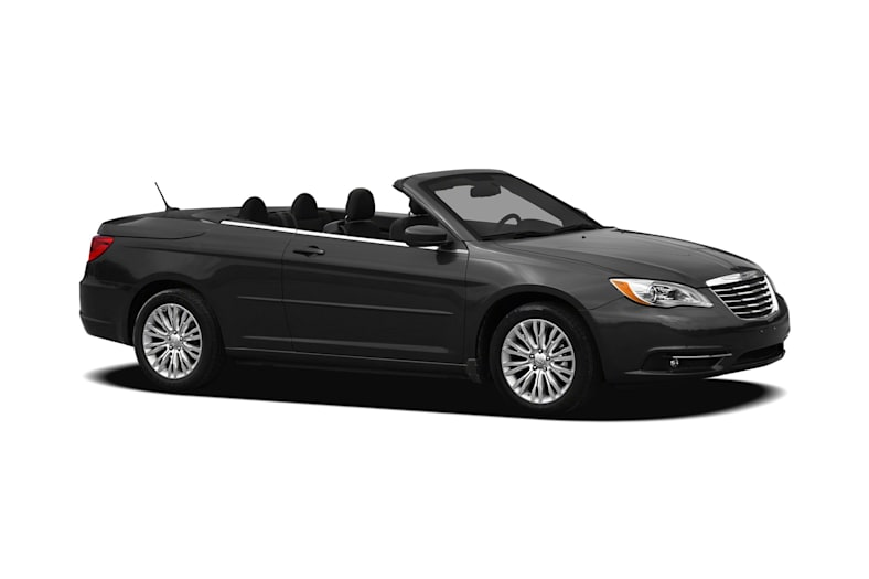 2012 chrysler 200 touring 2dr convertible pictures. Black Bedroom Furniture Sets. Home Design Ideas