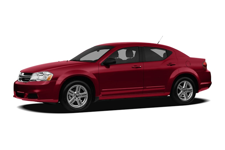 2012 Dodge Avenger Pictures