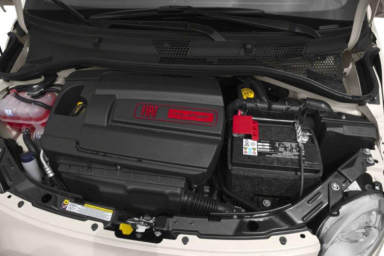 2012 FIAT 500c Exterior Photo