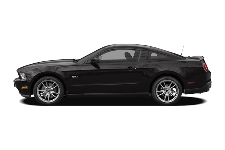2012 Ford Mustang Exterior Photo