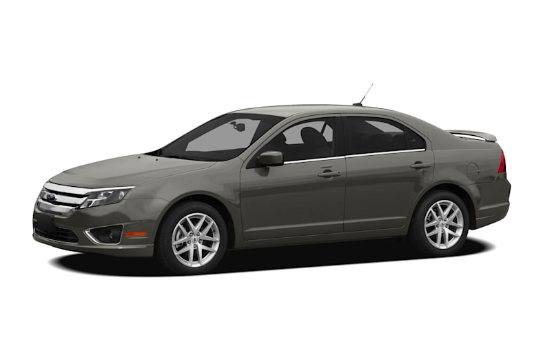 2012 Ford Fusion Information