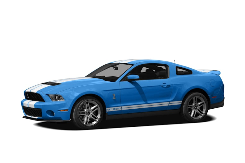 2012 Ford Shelby GT500 Exterior Photo