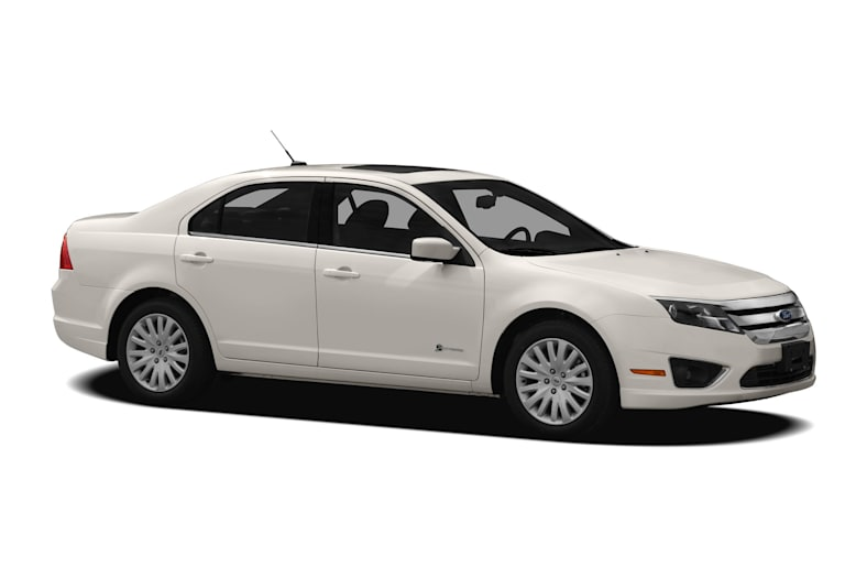 2012 Ford Fusion Hybrid Exterior Photo