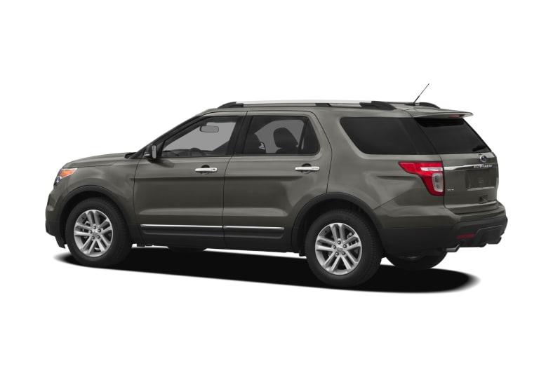2012 ford explorer xlt recalls