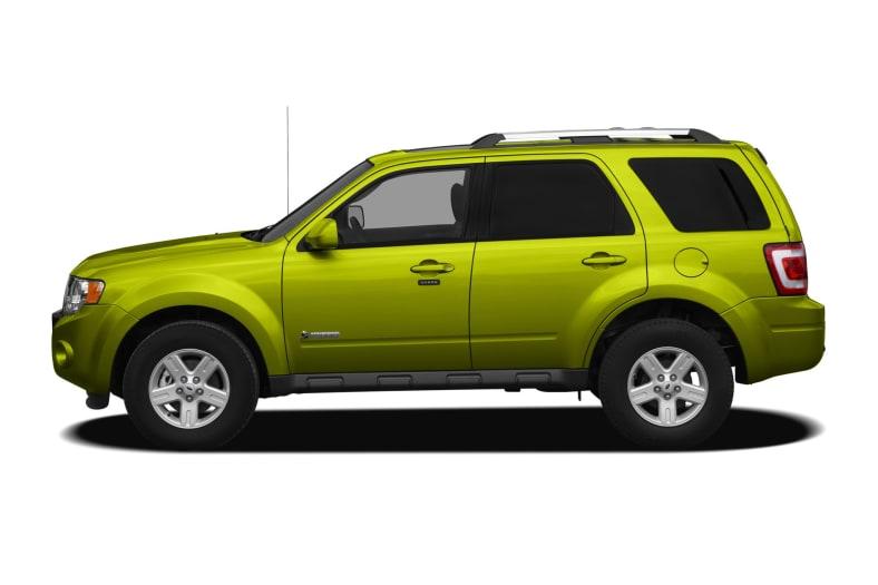2012 Ford Escape Hybrid Exterior Photo