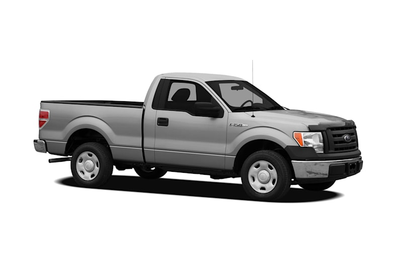 2012 Ford F-150 Exterior Photo