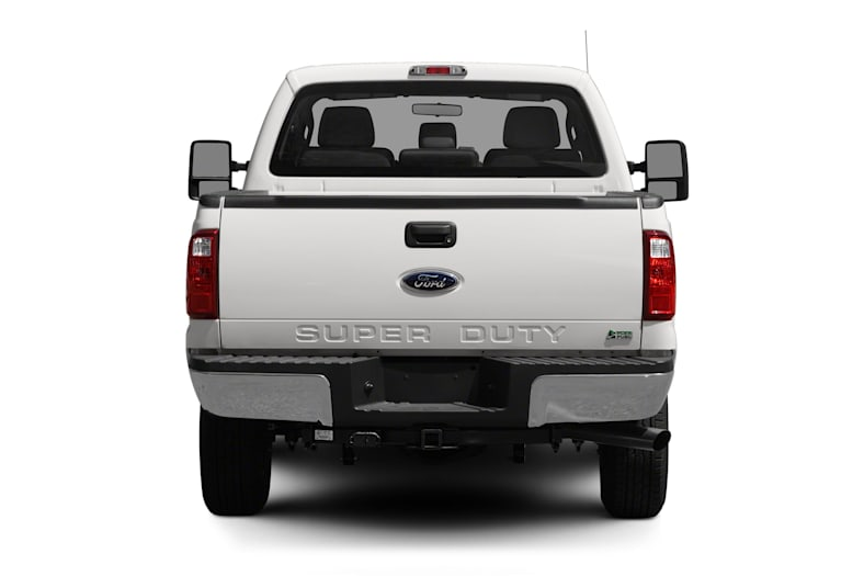 2012 Ford F-250 Exterior Photo