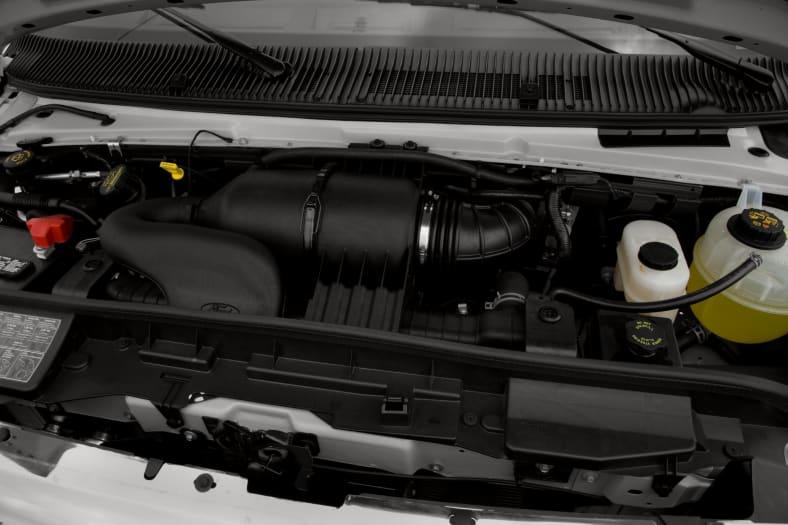 2012 Ford E-250 Exterior Photo