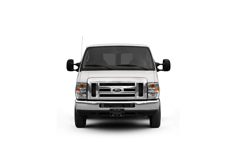 2012 ford e350 transmission identification