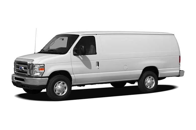 CAC20FOV182A0101 - 2012 Ford E 350 Super Duty Van Recreational