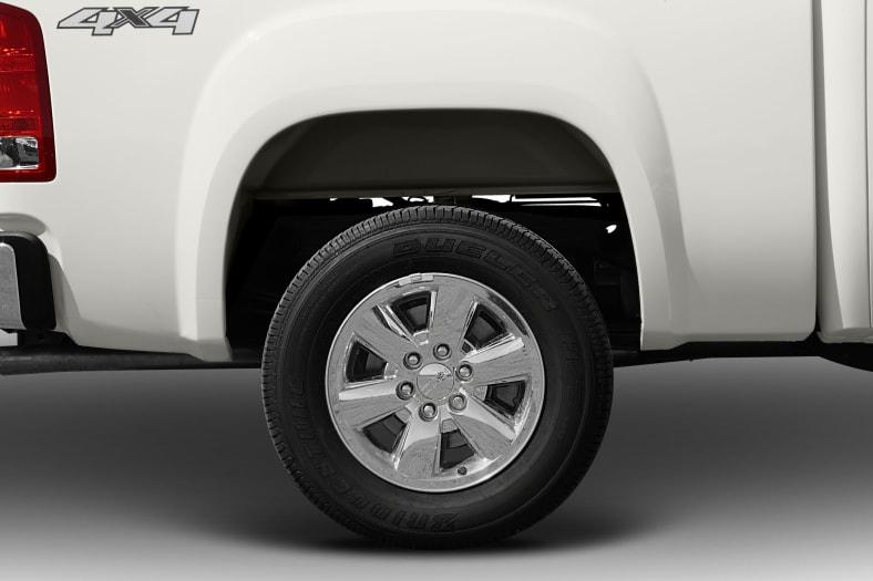 2012 GMC Sierra 1500 Hybrid Exterior Photo