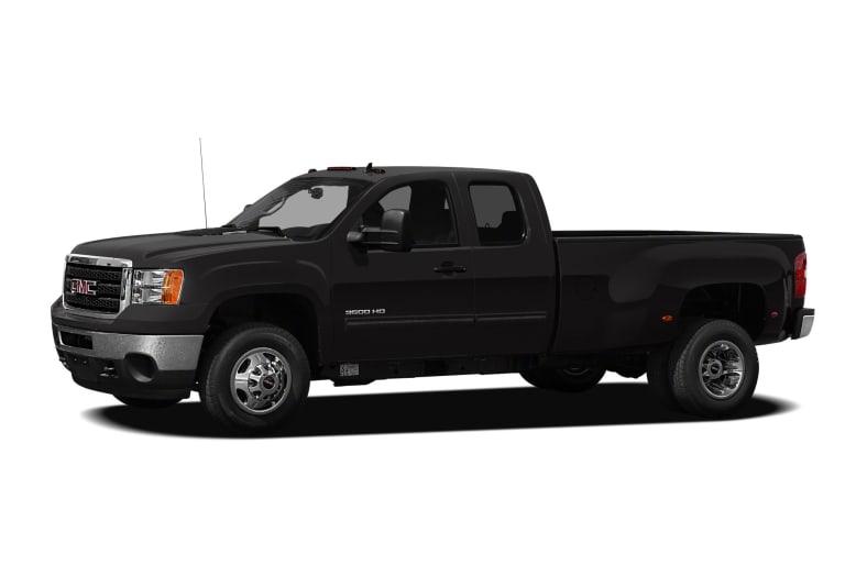 2012 Sierra 3500HD