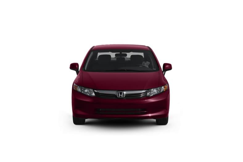 2012 Honda Civic Exterior Photo