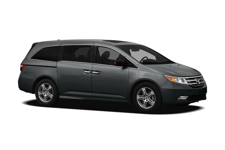 2012 Honda Odyssey Pictures