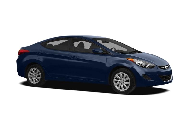 2012 Hyundai Elantra Pictures