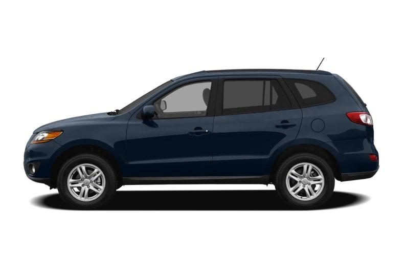 2012 Hyundai Santa Fe Exterior Photo