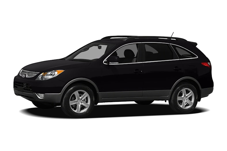 2012 Hyundai Veracruz Exterior Photo