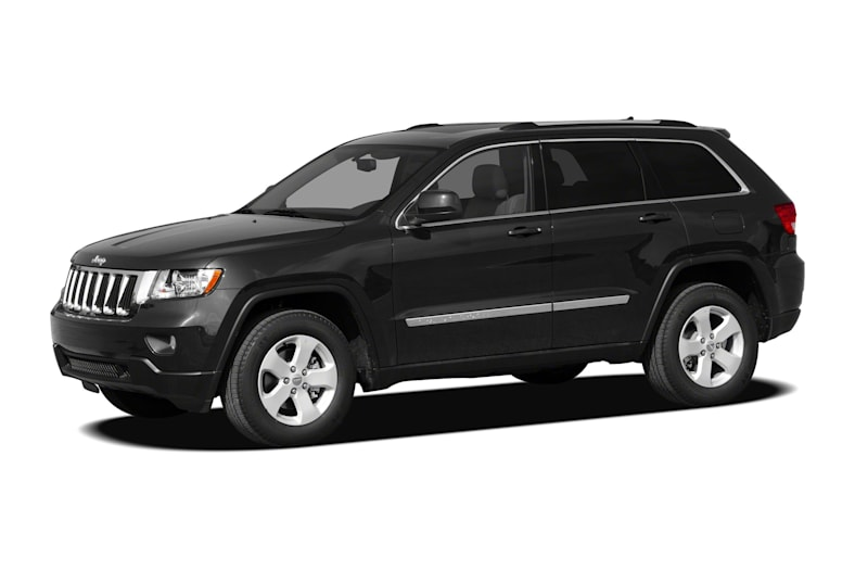 2012 Jeep Grand Cherokee Information