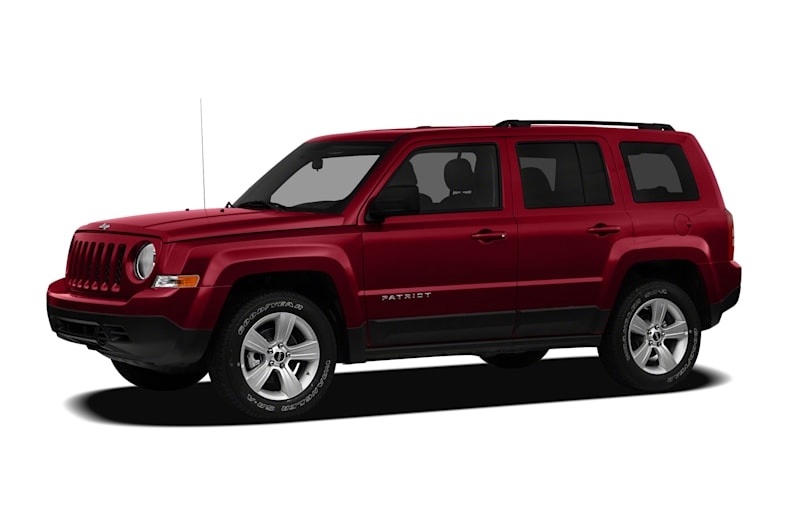 2012 Jeep Patriot Information