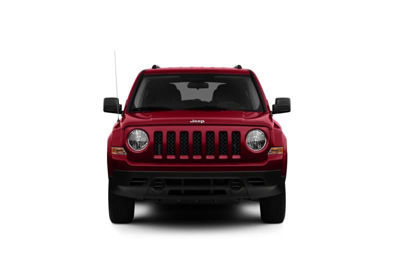 2012 Jeep Patriot Exterior Photo