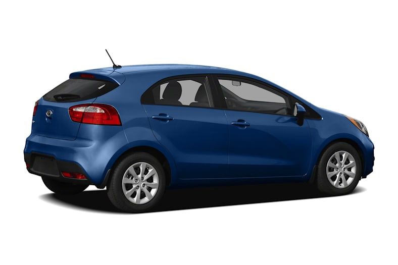 2012 Kia Rio5 Exterior Photo