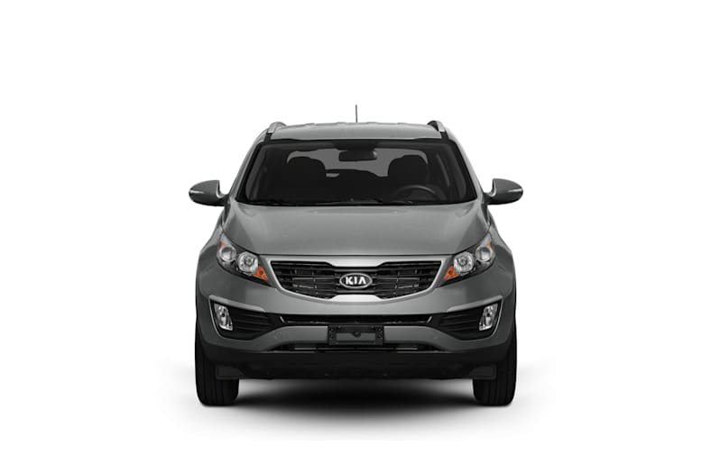 2012 Kia Sportage Exterior Photo