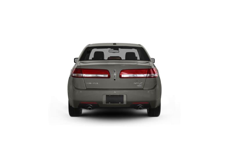 2012 Lincoln MKZ Exterior Photo