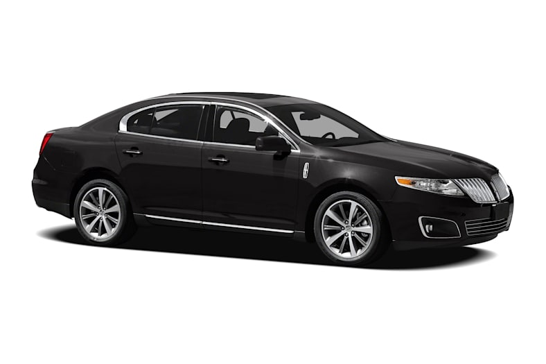 2012 Lincoln MKS Exterior Photo