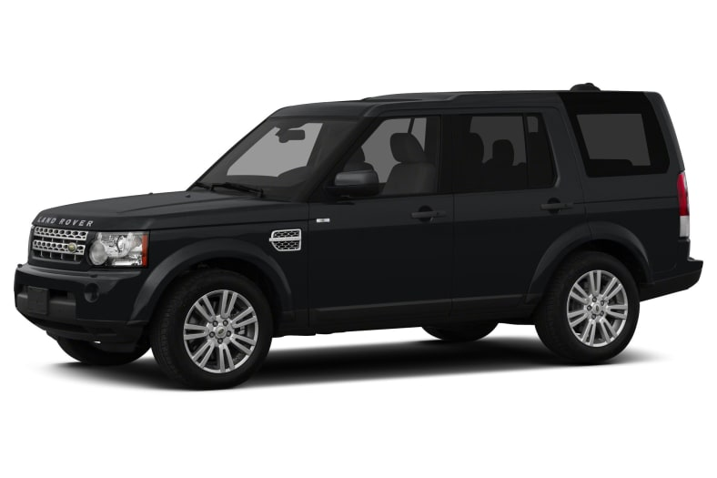 2012 Land Rover LR4 Exterior Photo