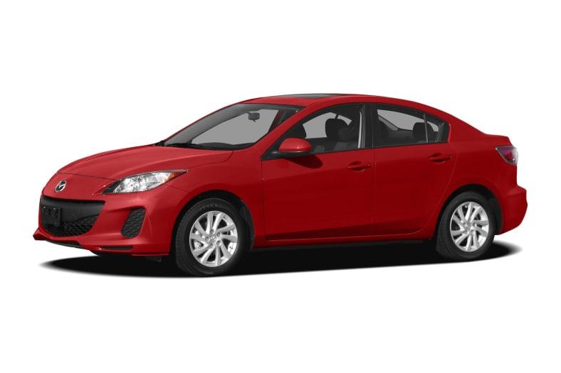 Mazda 3 2012 sedan